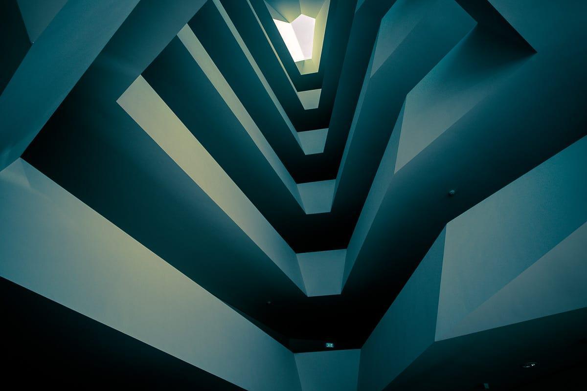 Blickwinkel Architekturfotografie
